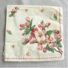 Серветка Цвіт яблуні