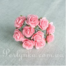 Троянда 2см брудно рожева
