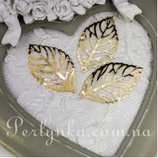 Підвіска декоративний листочок